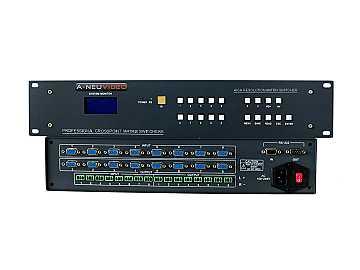 ANI-VGA7608 76x8 High-Performance VGA Matrix Switcher by A-NeuVideo