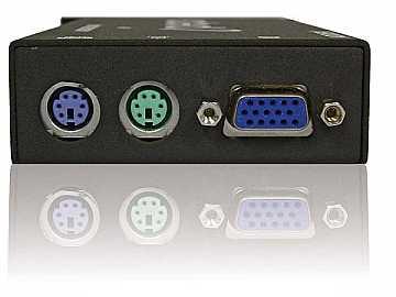AdderLink ipeps KVM over IP Extender Solution/Single User/Single IP