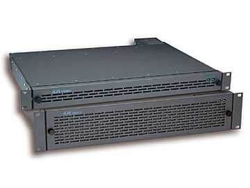 FR1D 4 Slot Rackmount Frame with Forced Air Cooling D Power Supplies by AJA