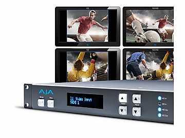 FS1 SDI/Component/Composite/S-Video Universal Frame Synchronizer/Converter by AJA