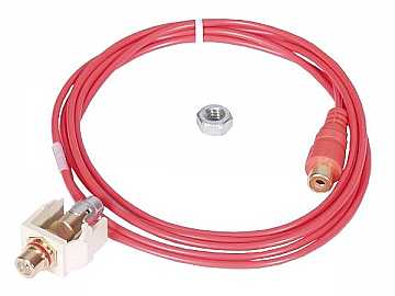 CM11371 Rca Red F/F 6Ft Right Angle Sn by Altinex