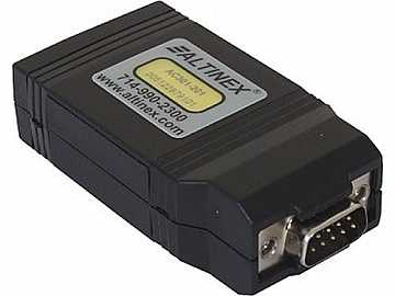 AC301-201 TCP/IP to RS-232 Adapter by Altinex