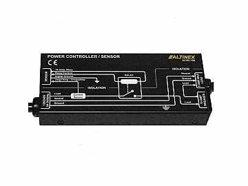 AC301-106 Power Sensor/Controller IEC Power Connectors by Altinex