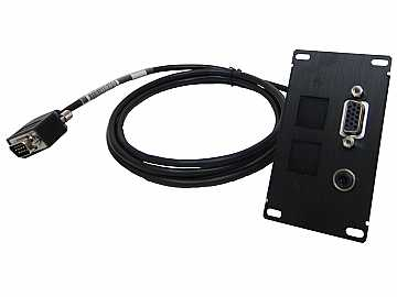 CNK-IP-111 Vga Insert Plate For Cable-Nook Jr by Altinex
