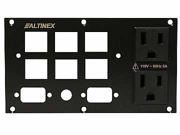 SP1100SC Empty Standard Configuration Plate For PNP400/TBL100ANY by Altinex