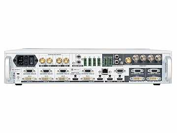 EKS550 Multi-Layer Hi-Resolution Mixer Seamless Switcher with 10 inputs and 3 operating modes by Analog Way