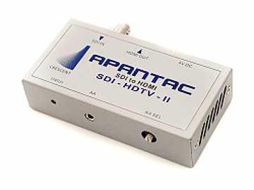 DA-SDI-HDTV-II SDI to HDMI/DVI Converter by Apantac