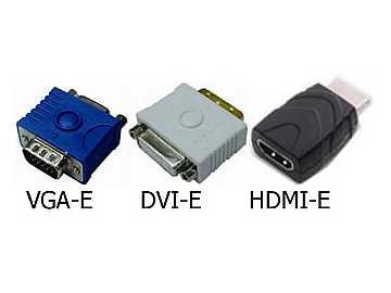 HDMI-E Passive HDMI EDID Emulator by Apantac