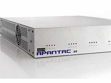 DL-4 4 4x4 Hybrid Multiviewer DVI/HDMI/VGA/SDI by Apantac