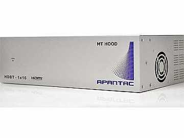 HDBT-1x16-II HDBaseT HDMI 1x16 Splitter (2nd Generation) by Apantac