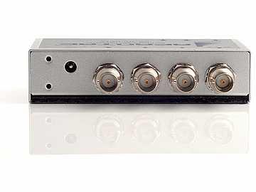 DA-SDI-HDTV SDI to HDMI/DVI Converter with CATx output (HD/up to 140m) by Apantac
