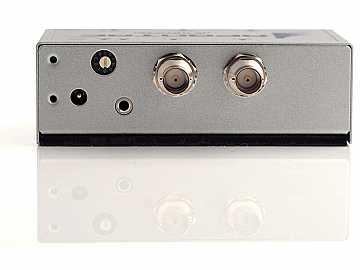 DA-HDTV-SDI HDMI/DVI to SDI Converter with looping input and Dual output by Apantac
