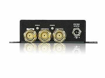 VS146 6-port 3G/HD/SD-SDI Splitter by Aten