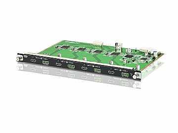 VM7804 4-Port HDMI Input card by Aten