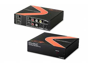AT-HD530 HDMI/DVI to Composite and S-Video Down-Converter by Atlona