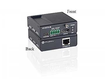 AT-HDTX-IR-B HDMI HDBaseT-Lite Transmitter over Single CAT5e/6/7 with/IR by Atlona