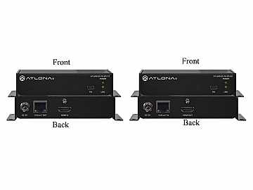 AT-UHD-EX-70-2PS 4K/UHD HDMI Over HDBaseT Extender(Transmitter/Receiver) Kit by Atlona
