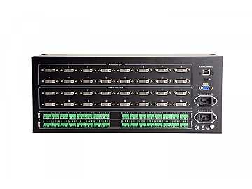 AT-HDDVI1616-AM 16x16 DVI and Audio Matrix Switcher by Atlona