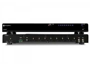 AT-HDDA-8-b 1x8 HDMI Distribution Amplifier/Splitter 4k UHD   EDID/HDCP by Atlona