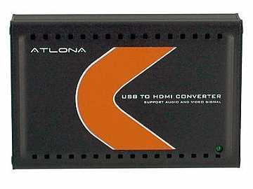 AT-HDPiX-b USB TO HDMI CONVERTER by Atlona