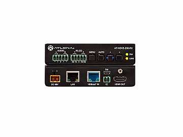 AT-HDVS-200-RX-B HDBaseT Extender (Rx) w NET/HDMI/Audio Out by Atlona