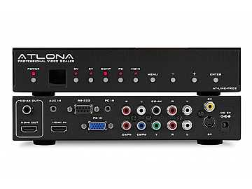 Video Scaler with HDMI output