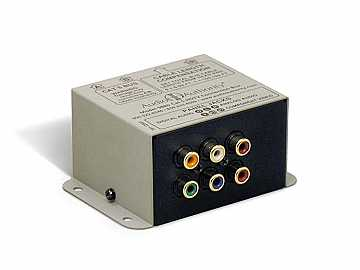9880 Dual Cat 5 Surface-Mount Extender (Receiver) by Audio Authority