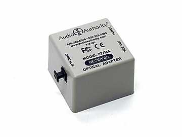 977RPO Digital Optical to Coaxial Audio Converter by Audio Authority