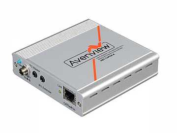 HBT-C6POE-R HDBaseT HDMI Receiver CAT5/6/7 4K/3D/IR/RS232/LAN/POE 330ft by Avenview