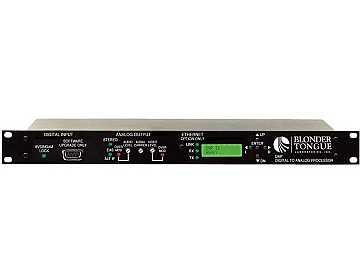 DAP Plus ASI ASI Digital to Analog Processor/Broadcaster by Blonder Tongue