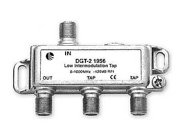 DGT-2 Digital Ready Directional Tap 2 Output by Blonder Tongue