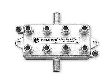 DGT-8 Digital Ready Directional Tap 8 Output by Blonder Tongue