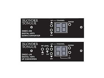 DHDP-H Digital and High Definition Processor Horizontal Combo by Blonder Tongue