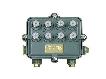 DMT-1000-8 Outdoor Directional Tap 8 Output by Blonder Tongue