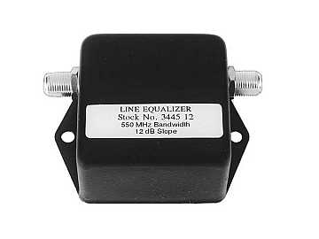 LE-750 RF 750MHz  Line Equalizer by Blonder Tongue
