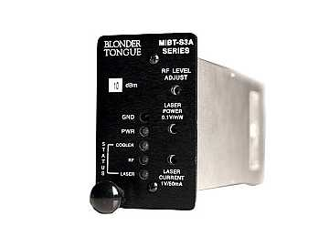 MIBT-S3A-816A Fiber Optic Transmitter Single mode- DFB laser by Blonder Tongue