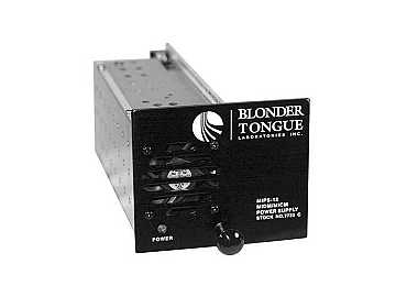 MIPS-12C HE-12 Series Power Supply by Blonder Tongue