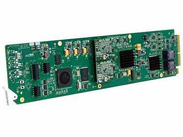 9223-S-HD-I S-Channel 3G/HD/SD MPEG-4 Encoder Card w H.264 SD/HD to 1080i by Cobalt Digital