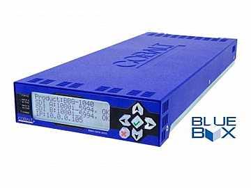 BBG-1040-ACO M-Input Modular Framesync w Auto-Changeover by Cobalt Digital