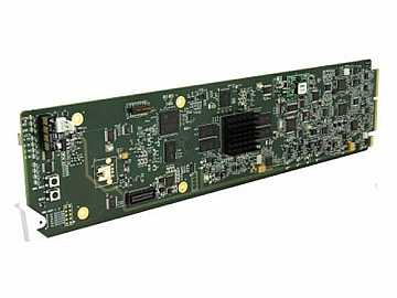 9922-FS 3G/SDI Framesync Card w A/V/AES/AA Em/CVBS I/O and D-Ch by Cobalt Digital
