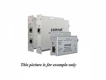 CWFE2COAX Dual 10/100Mbps MediaConverter Comm Grade Ethernet to COAX by Comnet