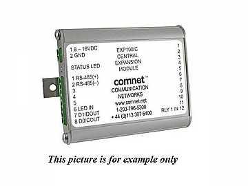 EXP100/R Expansion Interface Module (Remote Unit) by Comnet