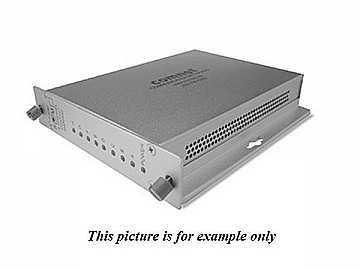 FDC8T232 8 Channel Contact Closure Extender(Transmitter) with RS232 by Comnet
