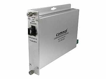 FVR1MI HDMI Multi-Mode Fiber Optic Extender (Receiver) by Comnet