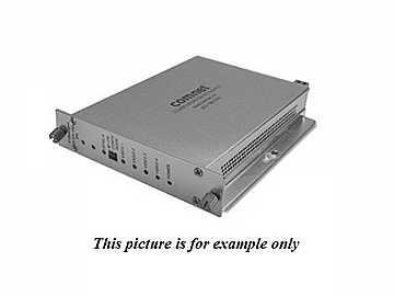 FVT40SFP 4 Channel Digitally Encoded Video Extender (Transmitter) by Comnet