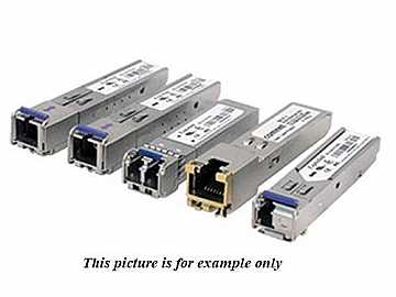 SFP-24A 100fx/1310nm/60km/SC/1Fiber Pair with SFP-24B/MSA/Compliant Module by Comnet