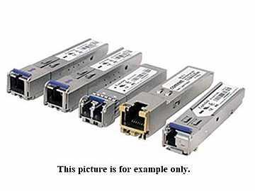 SFP-9 1000fx/1550nm/120km/LC/MSA/Compliant/2 Fiber SFP Optical Transceiver by Comnet