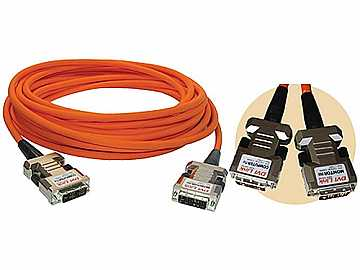 OFC-200 DVI Fiber Optic Cable 200m/656ft by Digital Extender