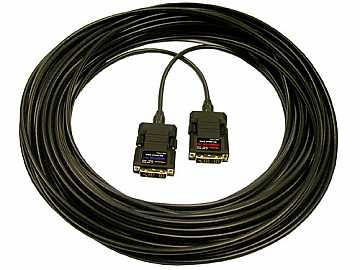 OFCE-040 DVI Fiber Optic Cable 40m/131ft by Digital Extender