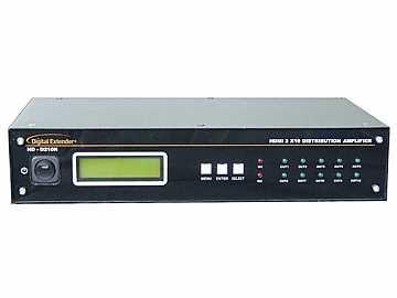 HD-D210N HDMI Distributor 2x10 V1.3 by Digital Extender